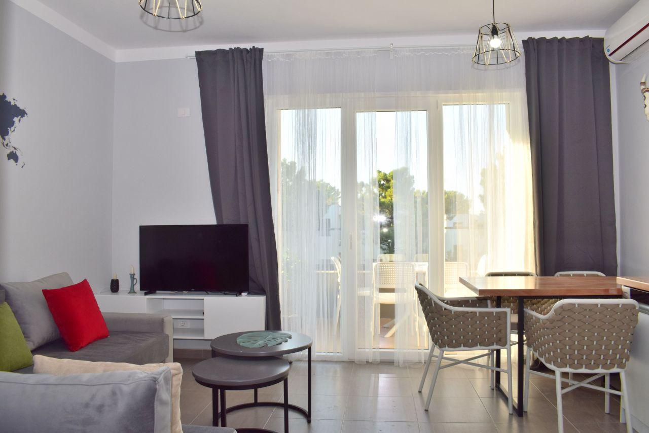Квартира в аренду в курорте Вала Мар