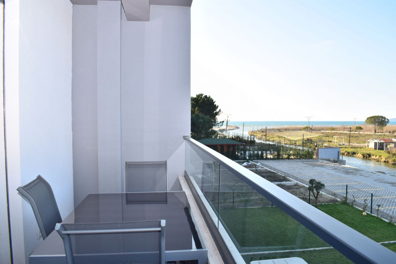 Vacation Apartment For Rent In Gjiri Lalzit