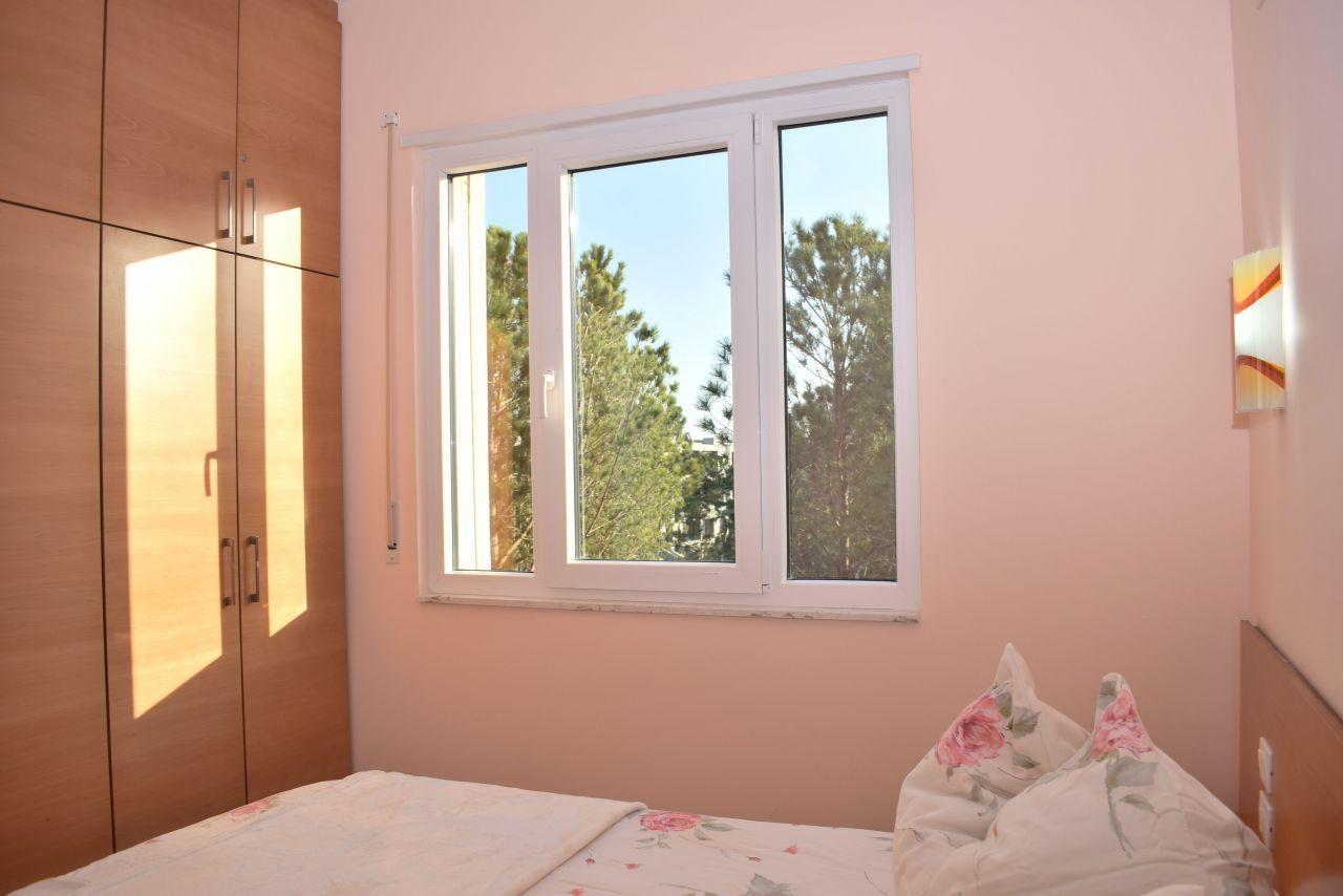 Sea View Apartment For Rent In Gjiri i Lalzit