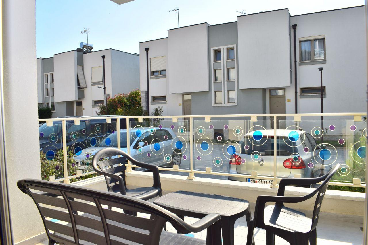 Apartament Wakacyjny w Ośrodku Perla w Zatoce Lalzit