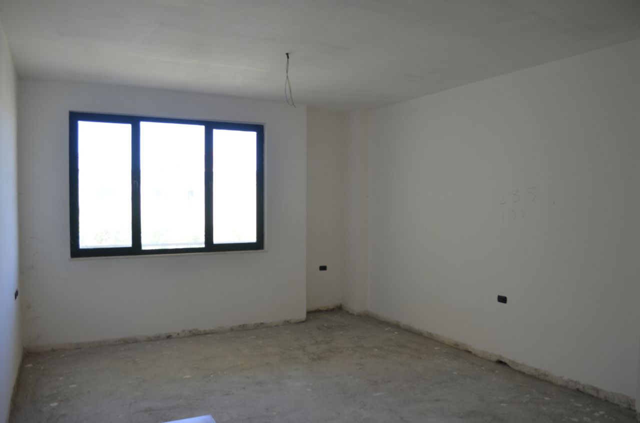 Apartment for sale in Albania, in the city of Durres.