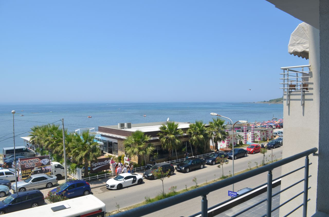 Apartment for sale in albania durres currila. Property for vacations in Albania.