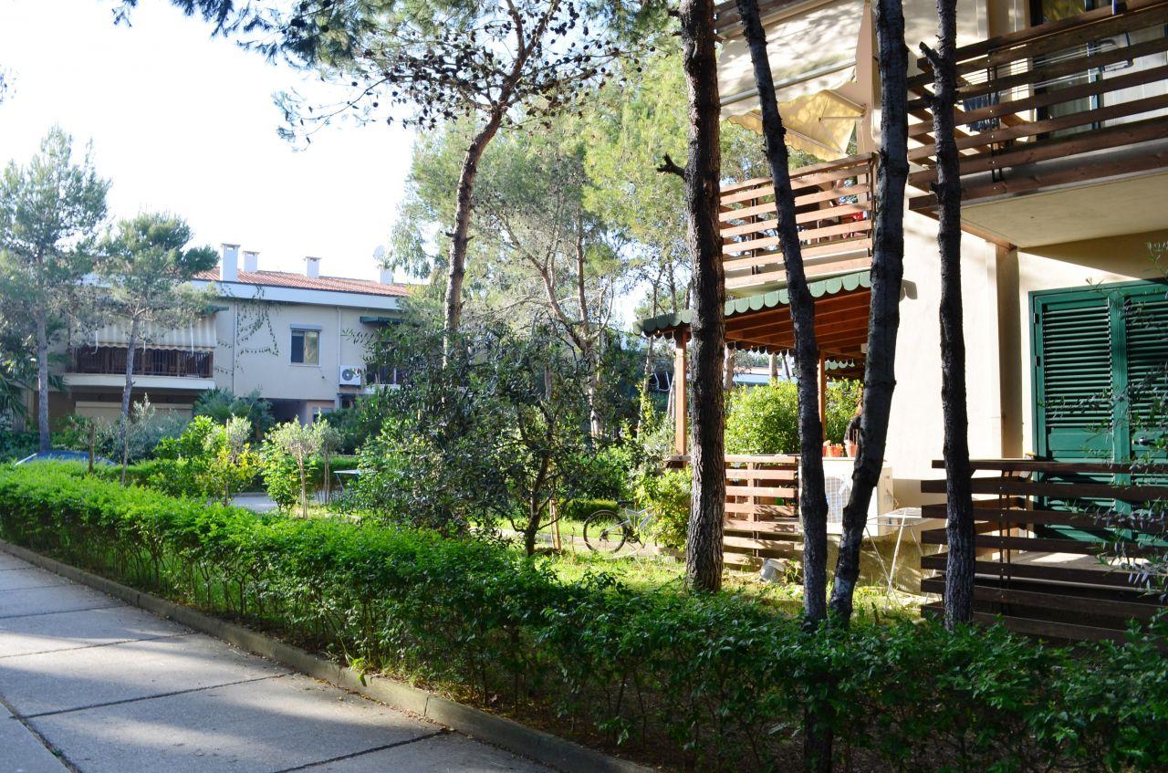Albán ingatlan Durres déli részén