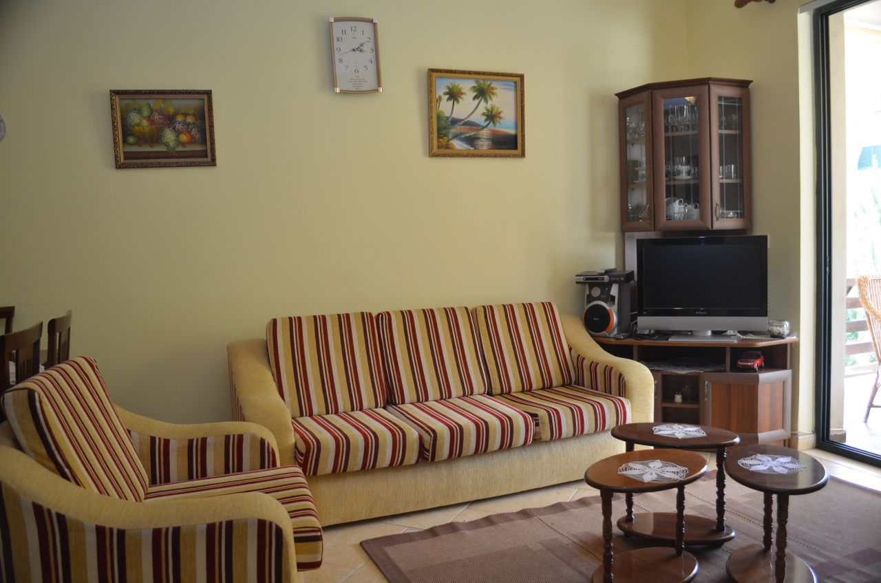 Apartment for sale in Durres, close to the beach, for vacations.