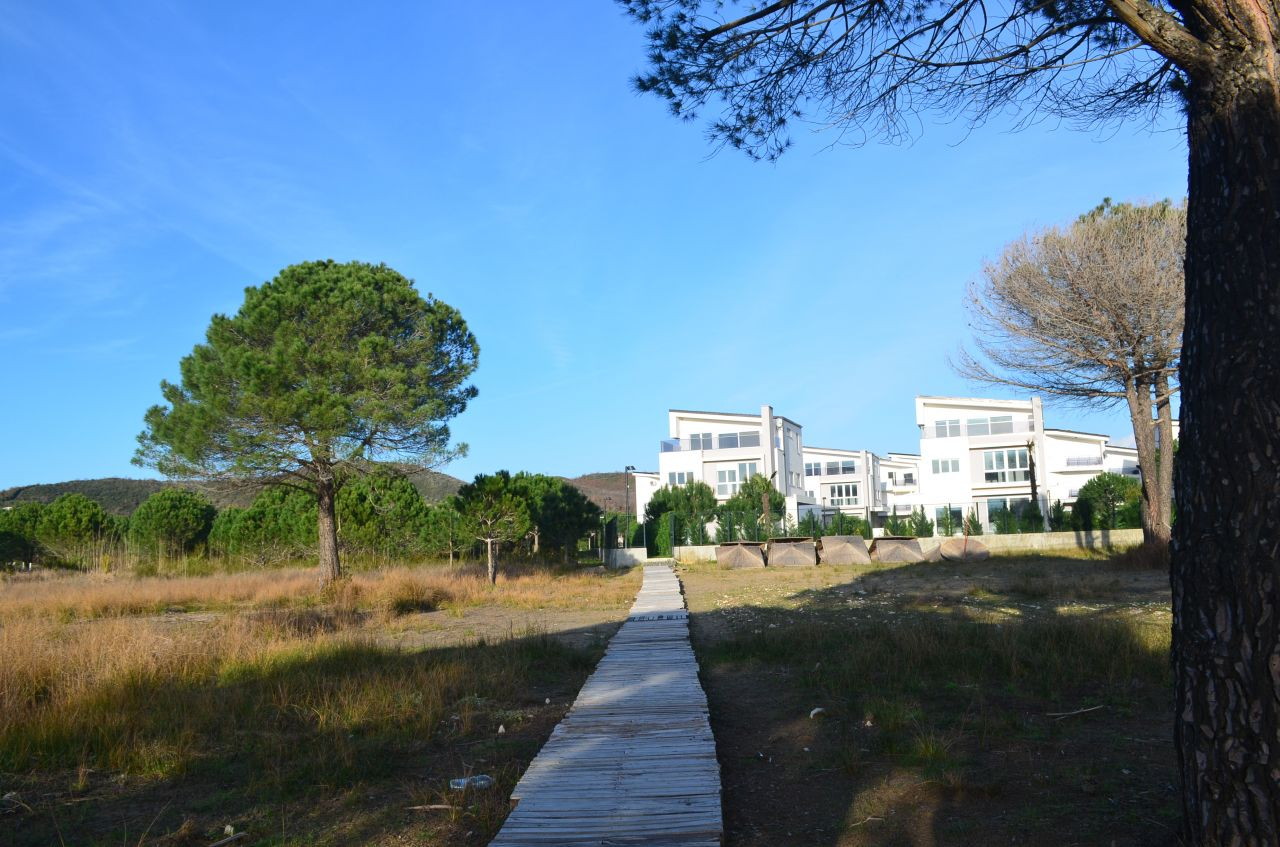 Albania Real Estate in Lalzit Bay. Holiday Resort in Albania