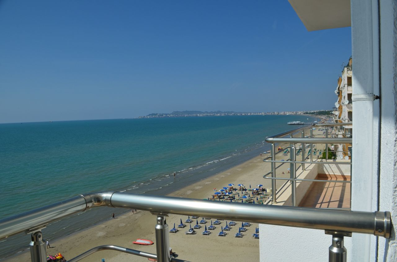 Apartments for Sale in Durres. Beach Front Property in Albania