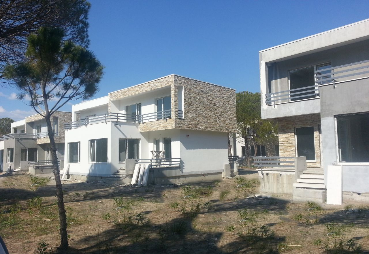 Villa for sale in Albania, Lalzi Bay has best quality waters in Adriatic coast of Albania