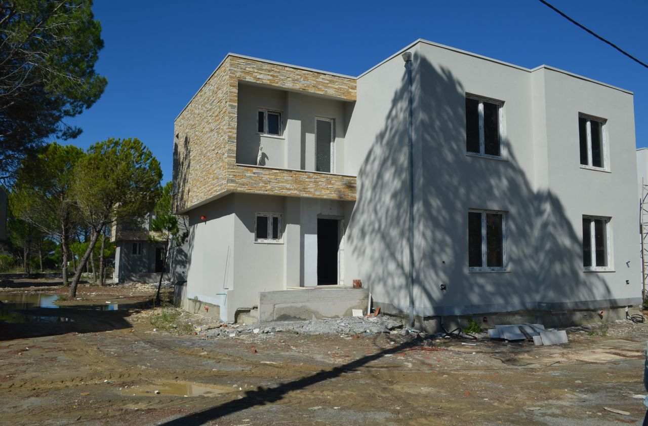 Albania Real Estate in Lalzi Bay. Apartments in Coastline of Central Albania