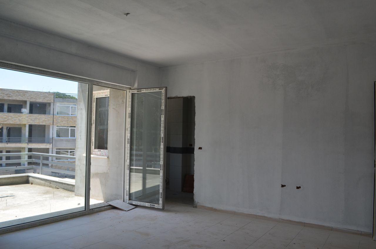 Апартаменты на Продажу в Ляльзи Бей, Албания. Шикарные Апартаменты и Виллы в новом комплексе.