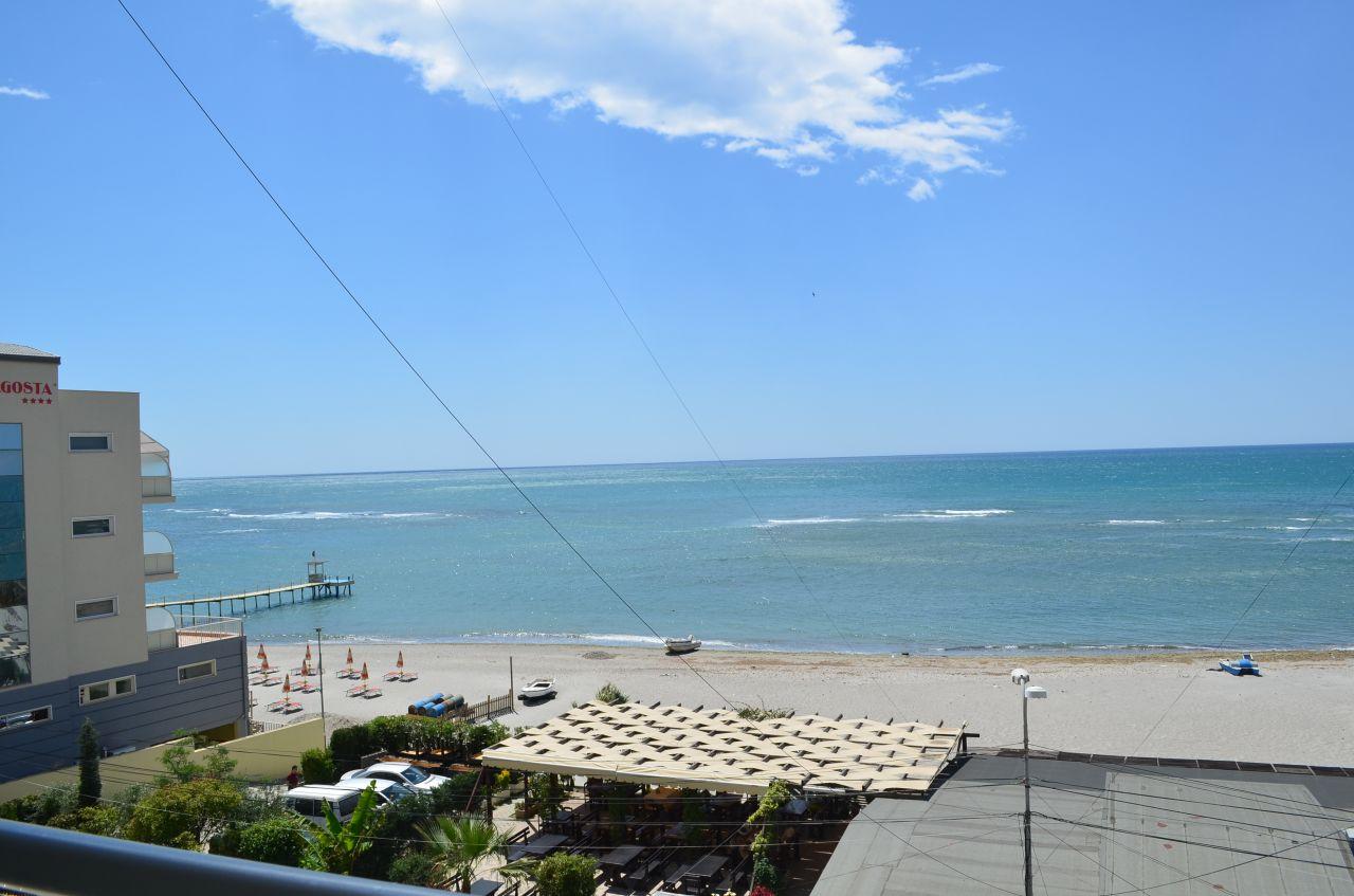 Studio for Sale in Albania. Durres next to sea