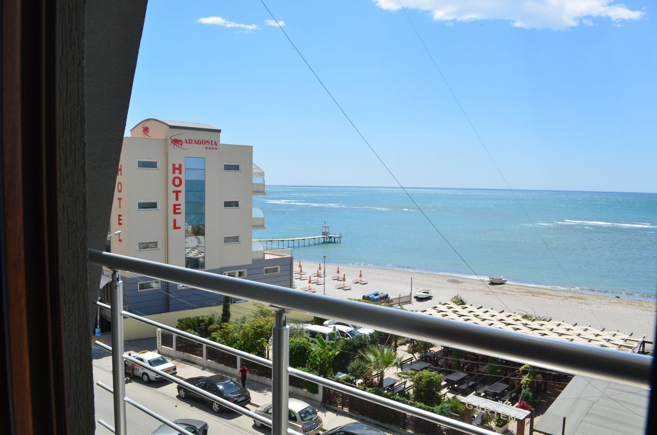 apartments for sale in the beachfront of Durres city