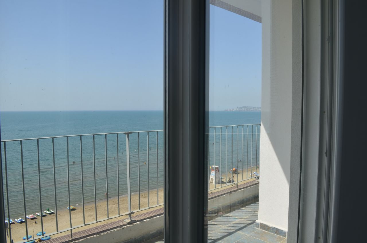 Apartments In Durres City For Sale In Beachfront