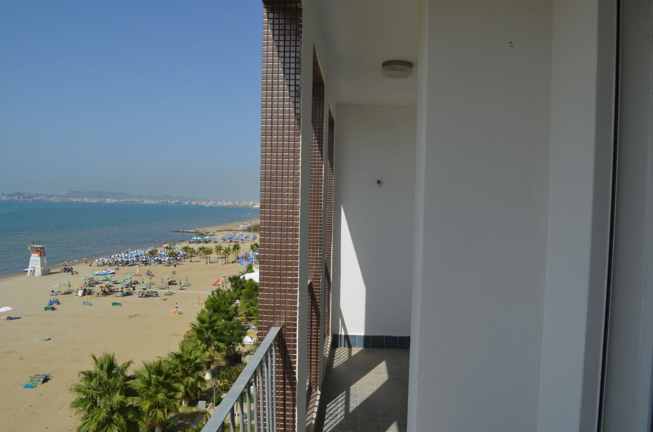 Apartments For Sale In Durres With Furniture Seafront