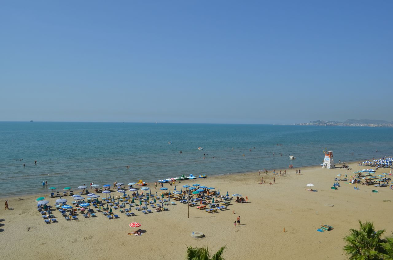 albania apartments for sale in the beachfront of Durres city