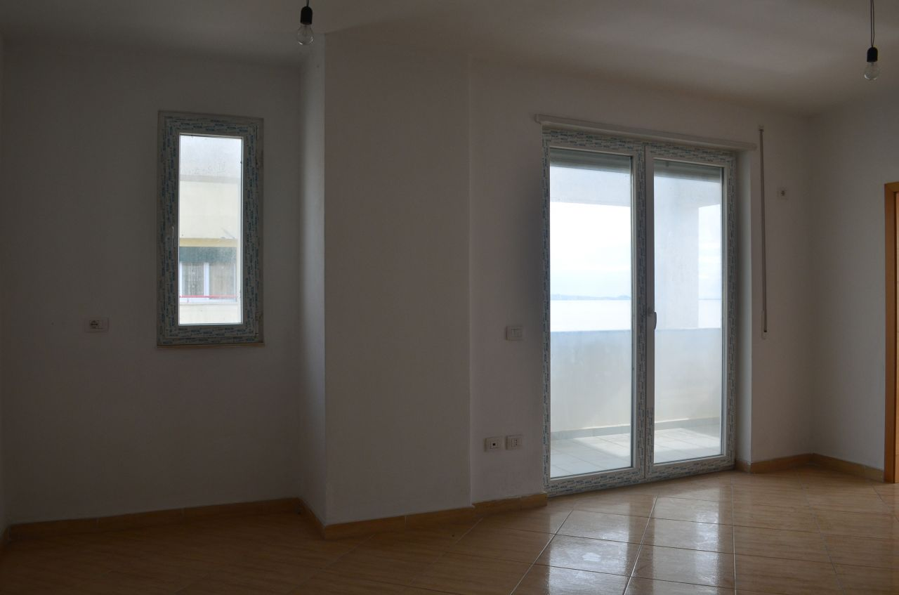Real Estate in Albania. Sea View Apartment For Sale in Durres, Albania.