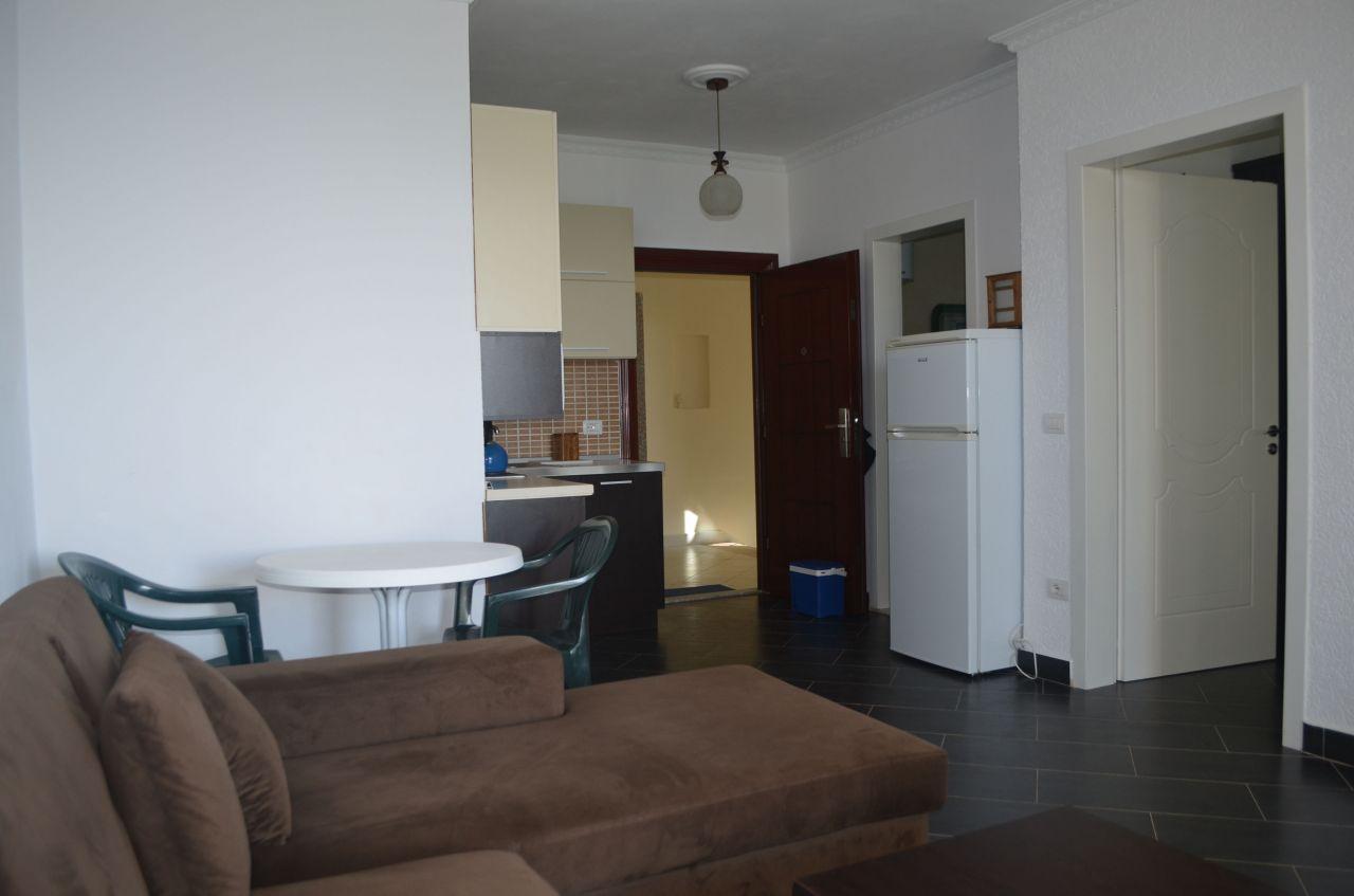 Apartament per shitje ne Durres ne plazhin e golemit