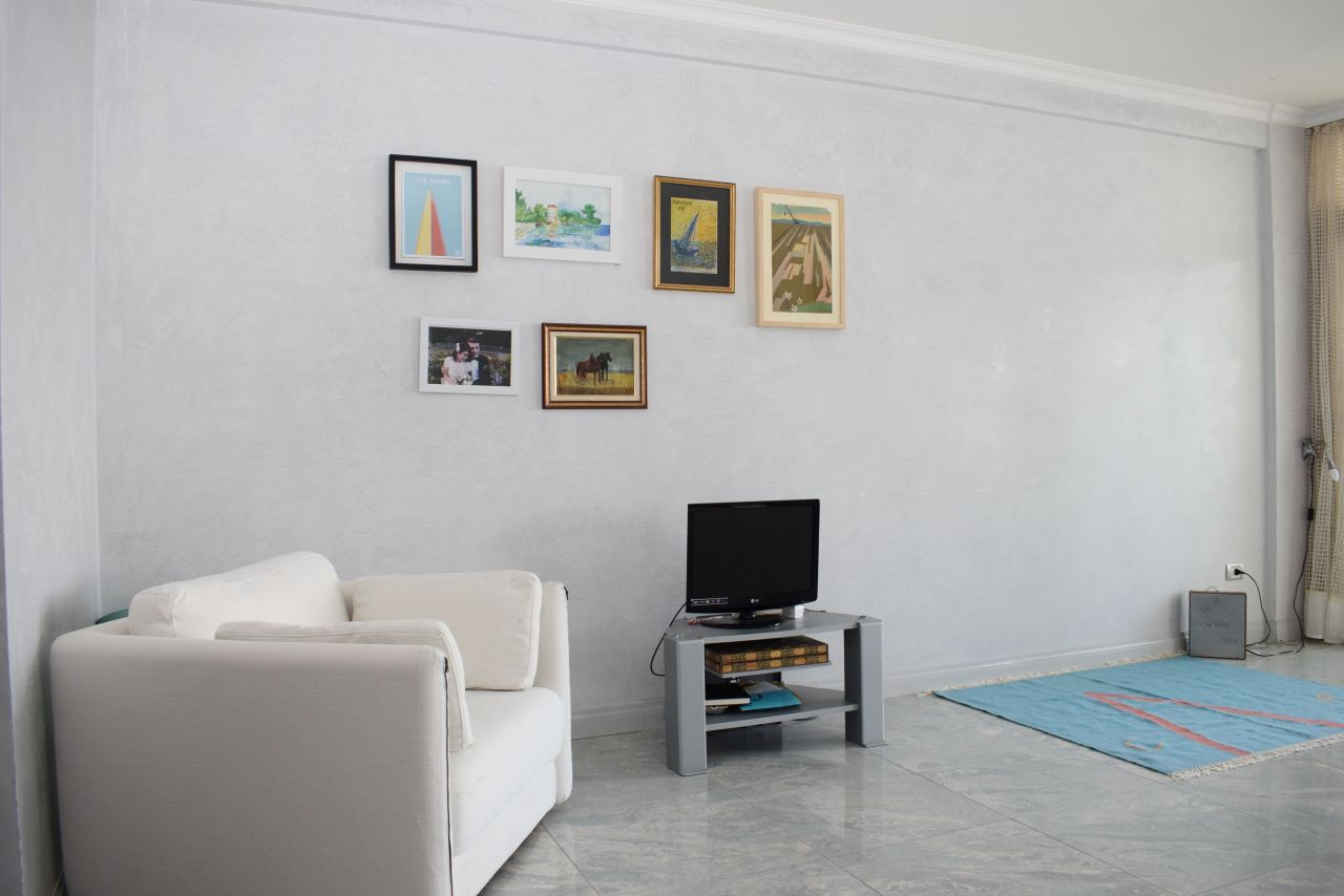 Panoramic full Sea View Apartment for Sale in Durres