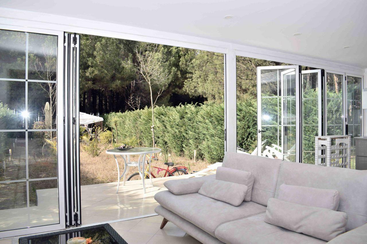Modern House with Garden