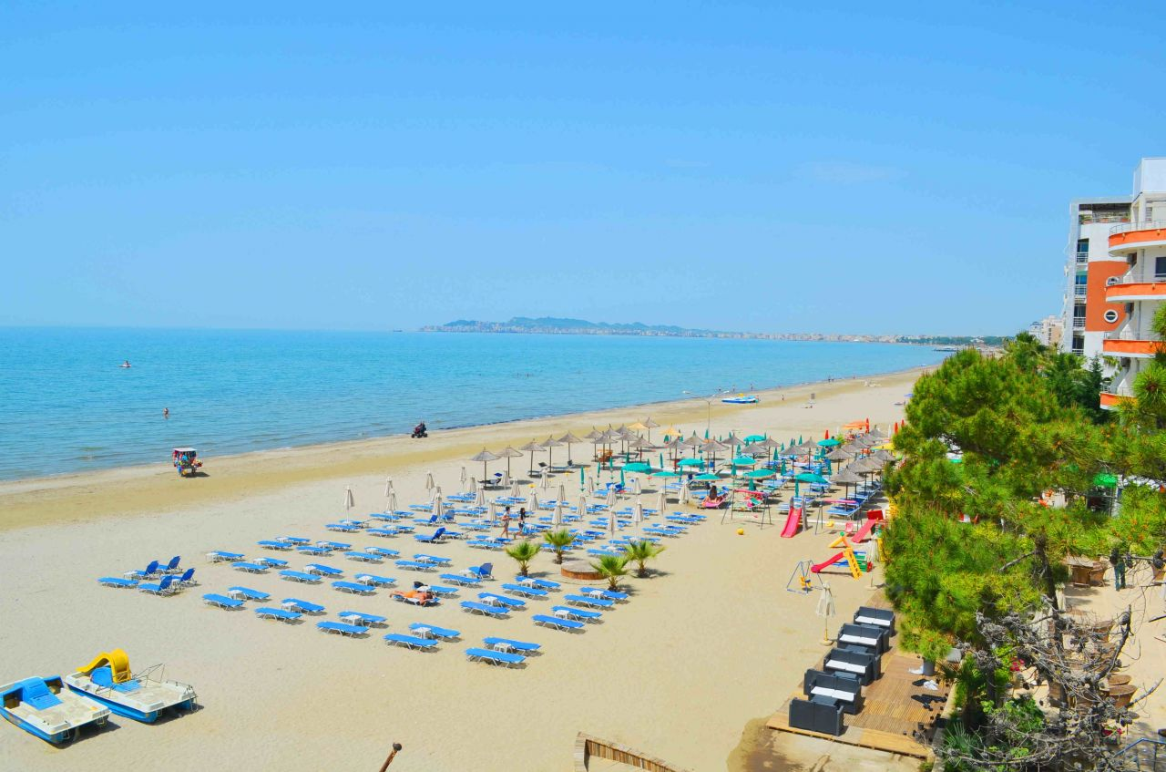 Apartment For Sale In Durres Next To Beach