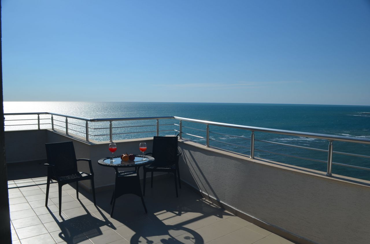 Penthouse for Sale in Durres. Albania Real Estate