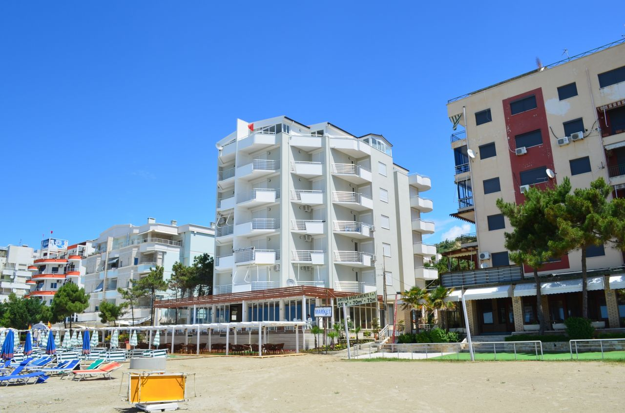 albania real estate for sale in sandy beach of Durres