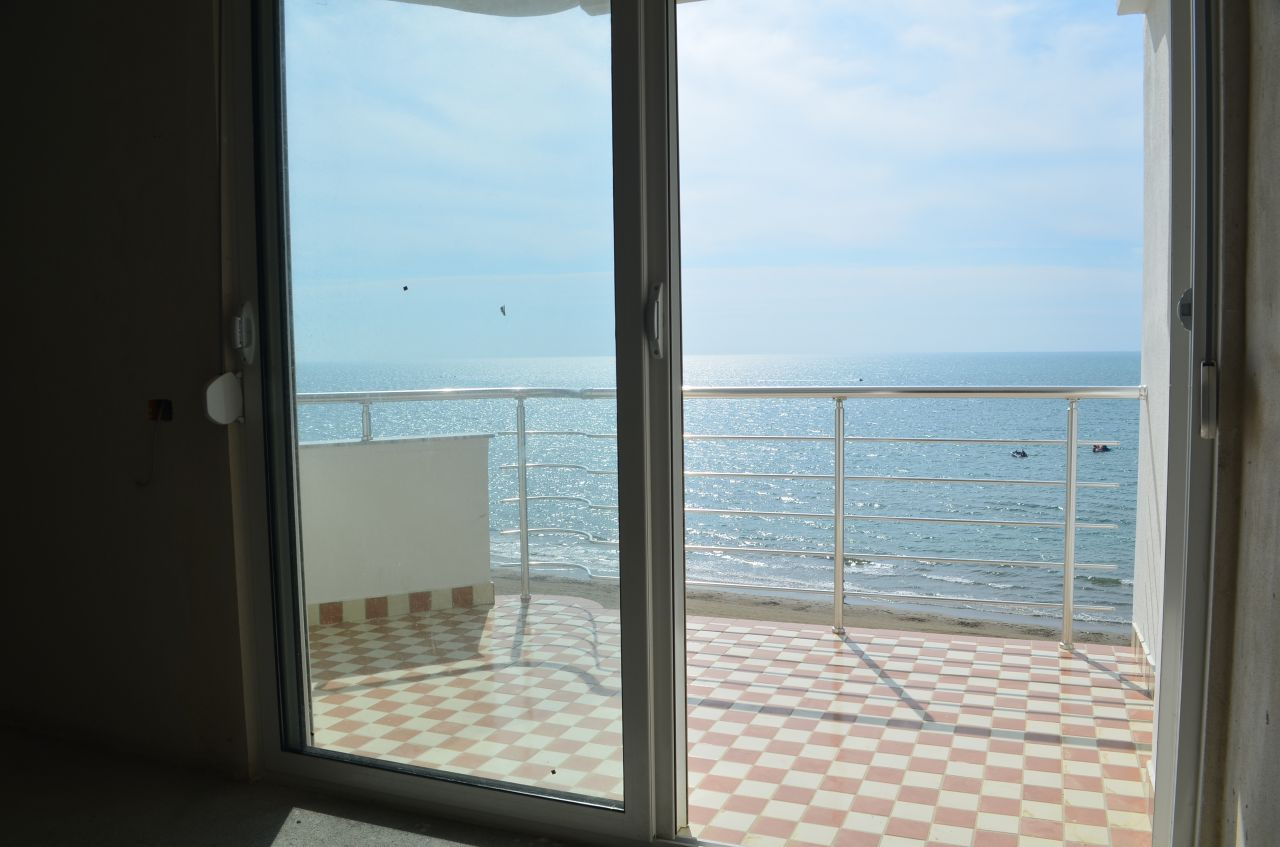 Albania Real Estate for Sale in Durres Sandy Beach