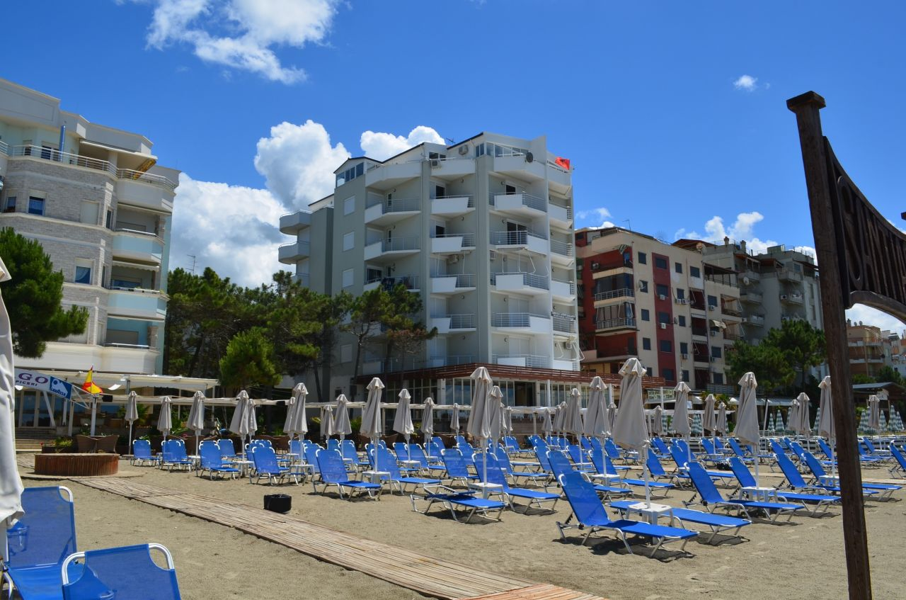 Apartments for Sale in Durres sandy beach. Durres city is the best area in adriatic coast of Albania