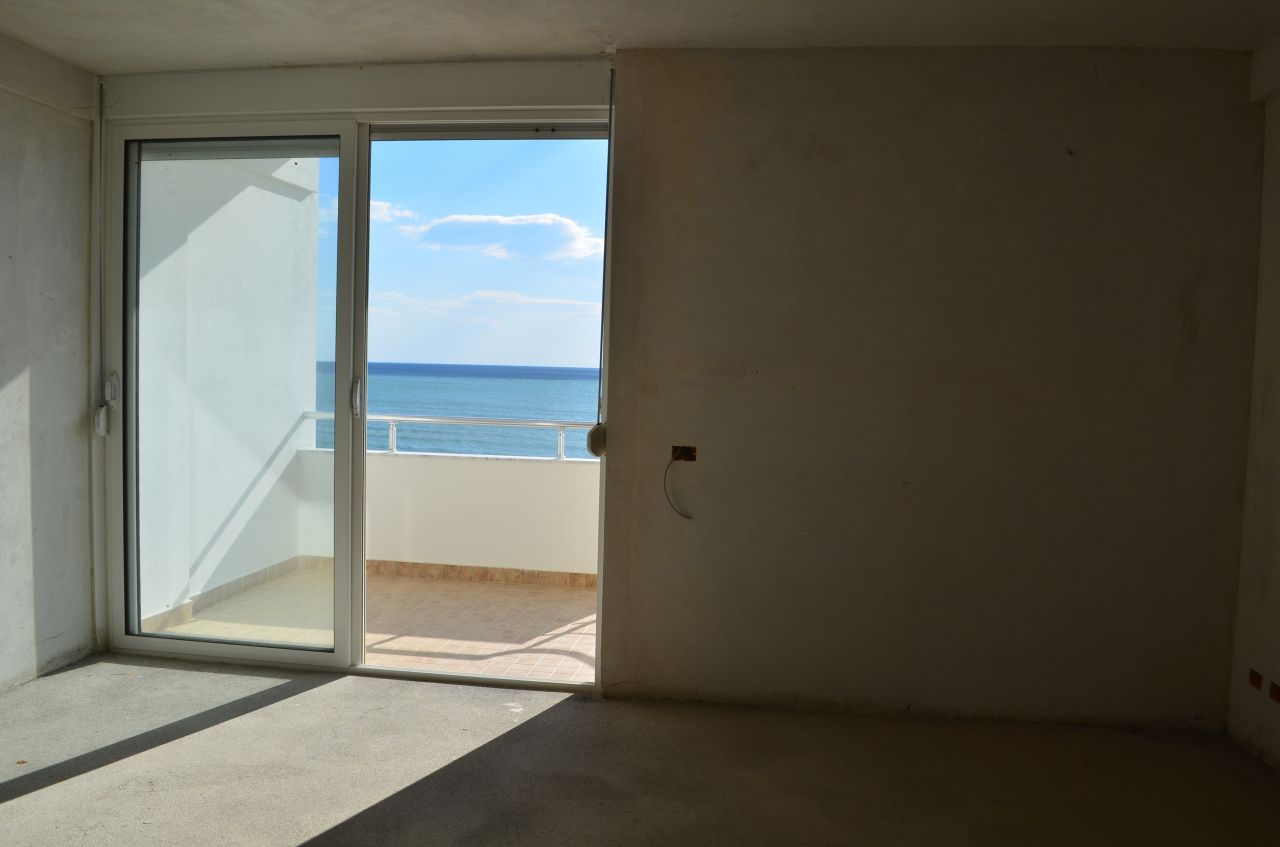 Property in Albania. Apartments Durres Beach