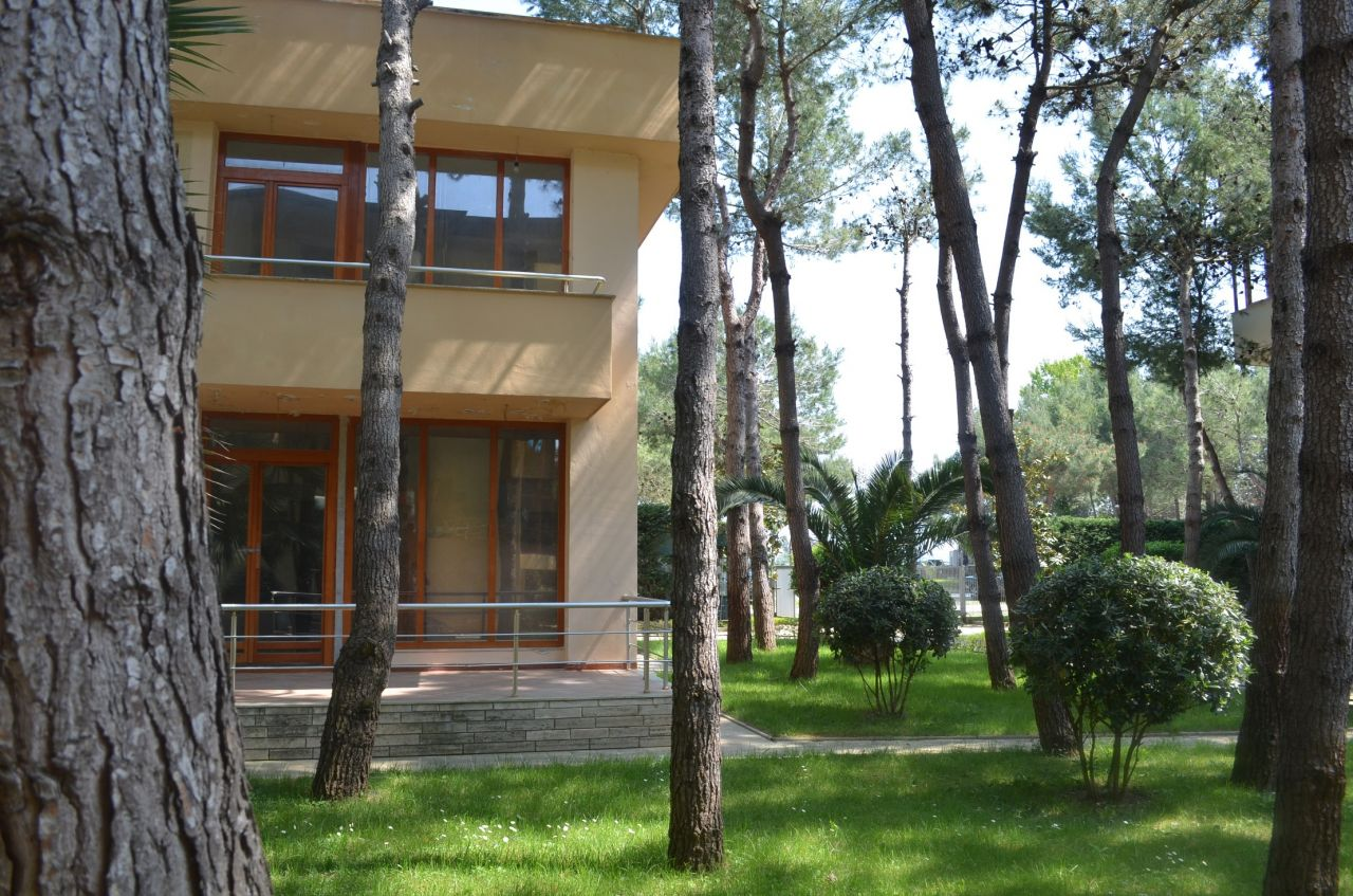 Villa for sale in Durresi city, Albania. The villa is located near the sea, only half an hour away from the capital, Tirana.
