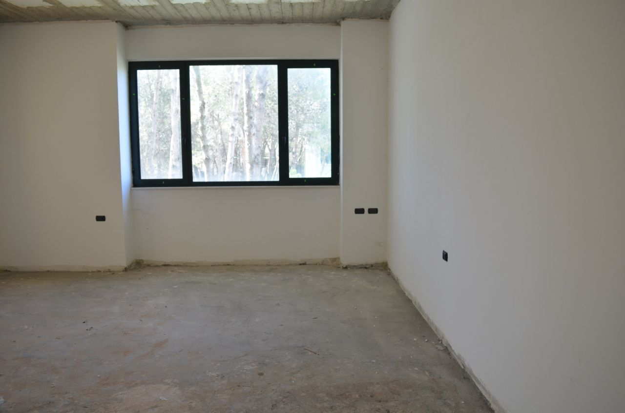 Apartment for Sale in a touristic village very close to the sea in Albania, in Durresi city.