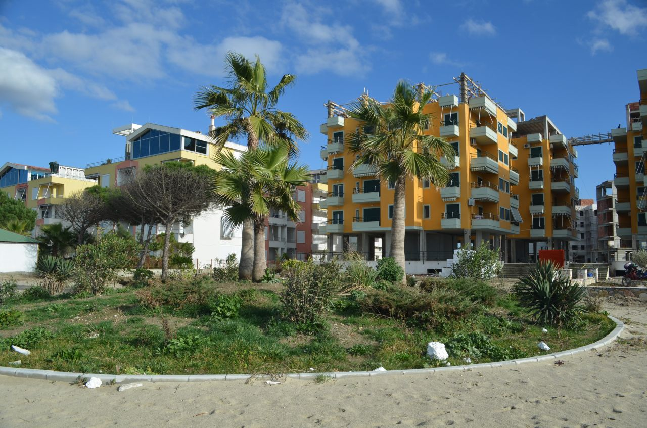 Albania Real Estate in Durres Apartments Next to the Sea