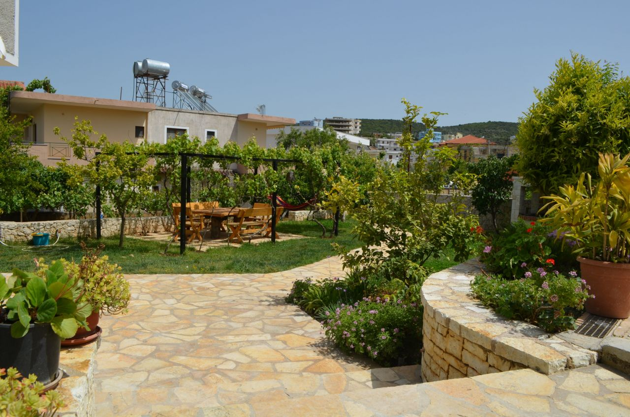 Holiday Apartment for Rent in Ksamil, in a Beautiful villa