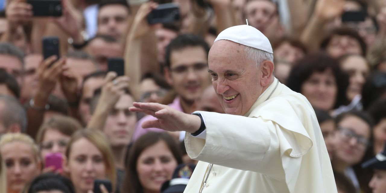 Pope Francis visits Albania