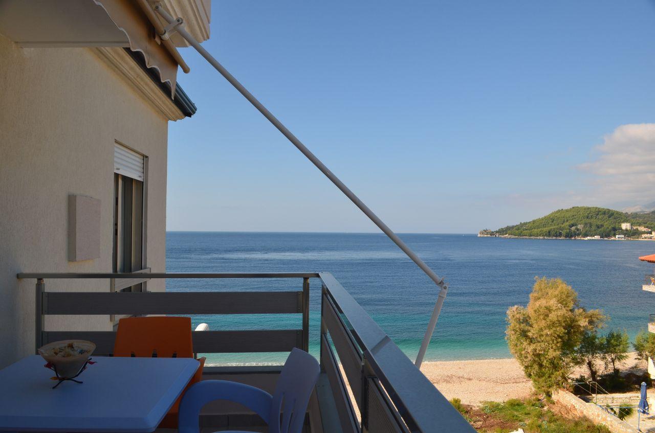 Rent Albania Holiday Apartment in Himara, Albania Riviera
