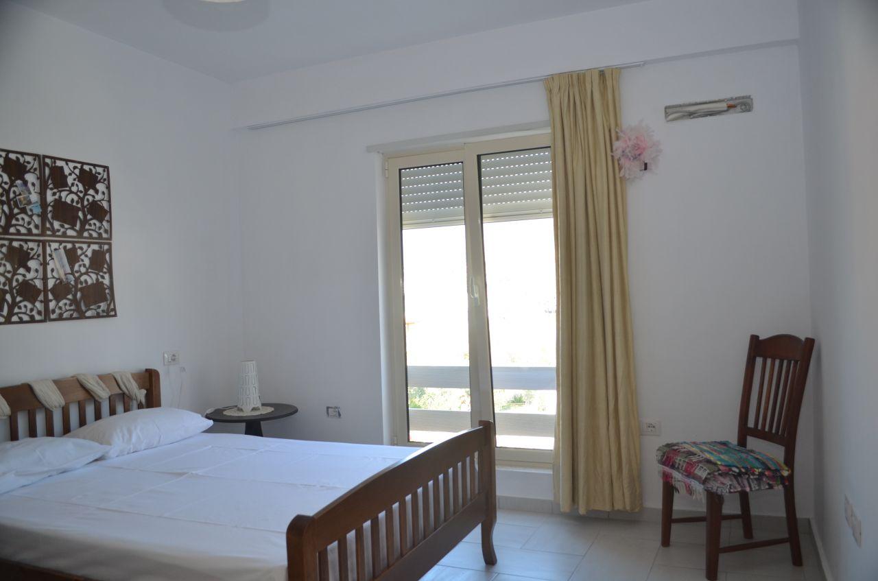 Rent Vacation Apartment in Himara. Apartment in Albania Riviera