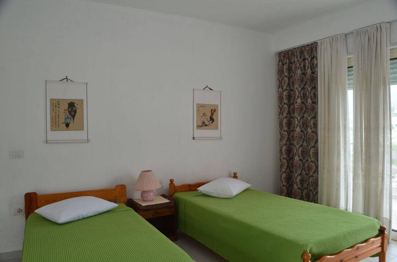 Rent Apartment in Himara. Apartment Next to Beach in Albania Riviera