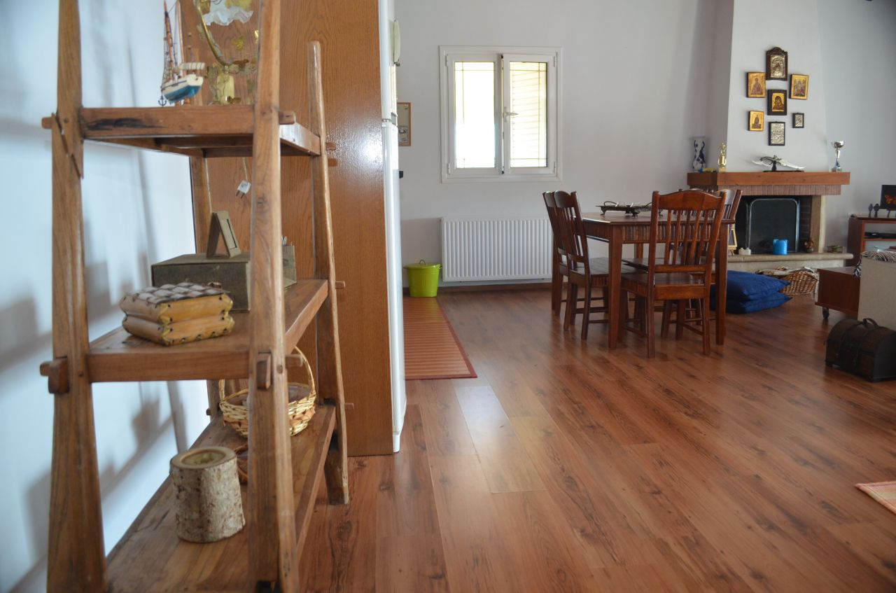 Wonderful Apartment for Rent in Himara. Apartment in Albanian Riviera