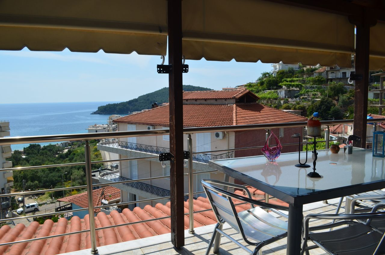 holiday house in albania riviera Himare