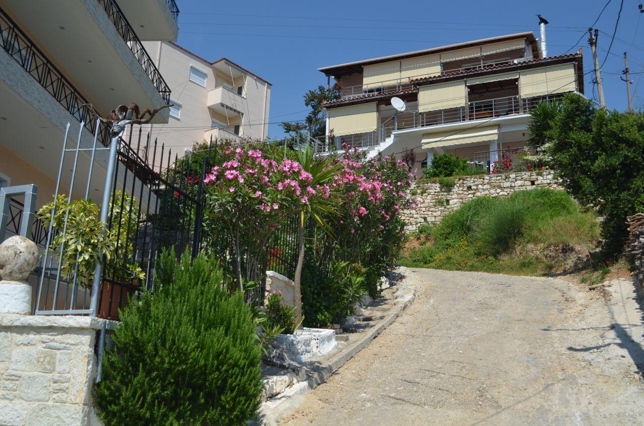 туры в Албанию, Аренда апартамента студия Химара, Влера, Албания