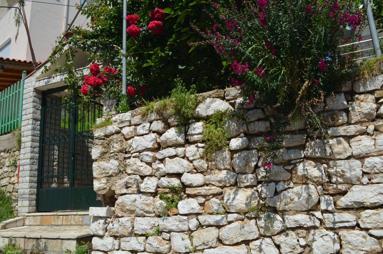 Studio for Rent in Himara, Albania Riviera. Vacation Apartments in Himara