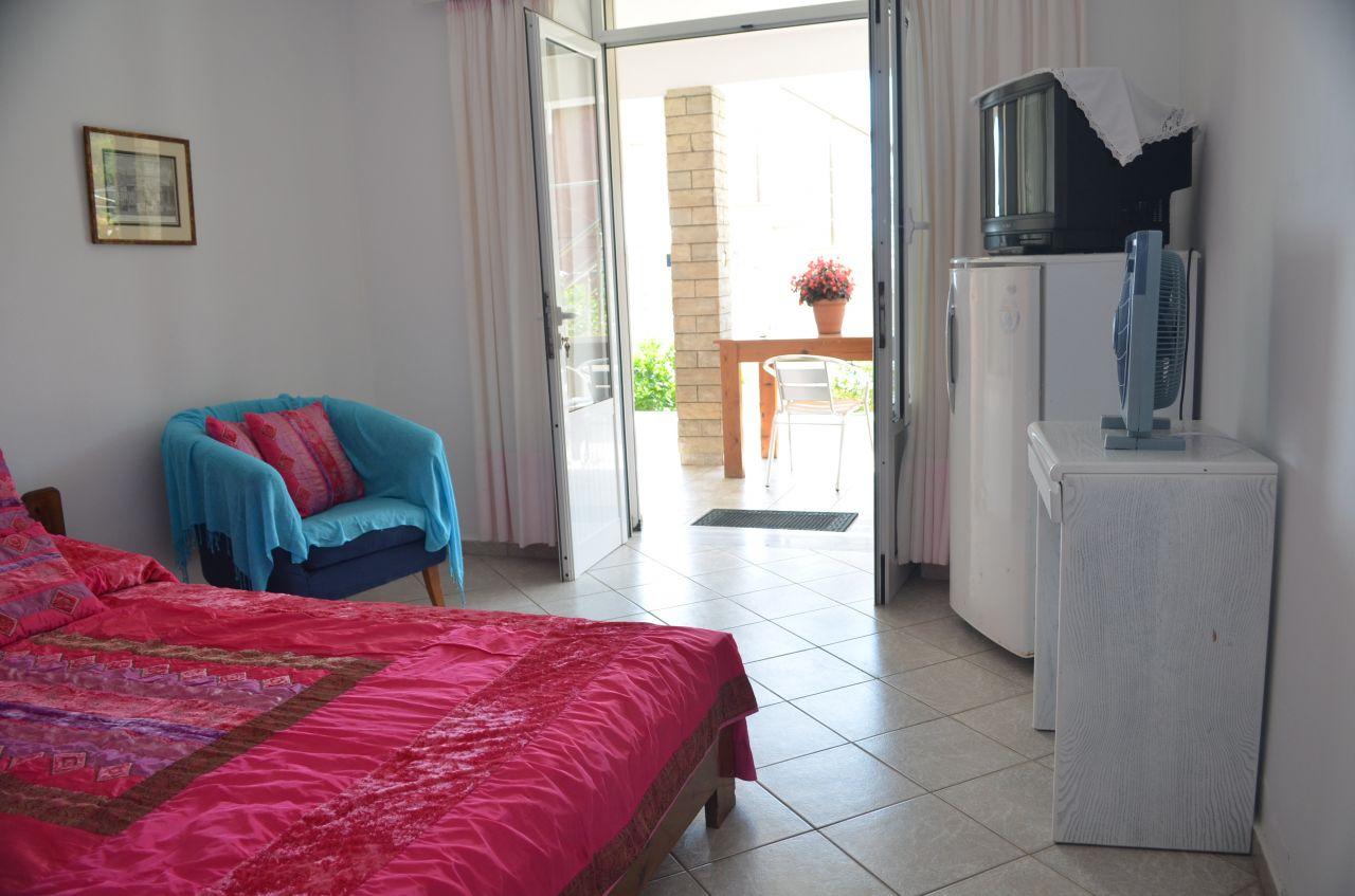 Студия Апартамент в Аренду Химара Албания
