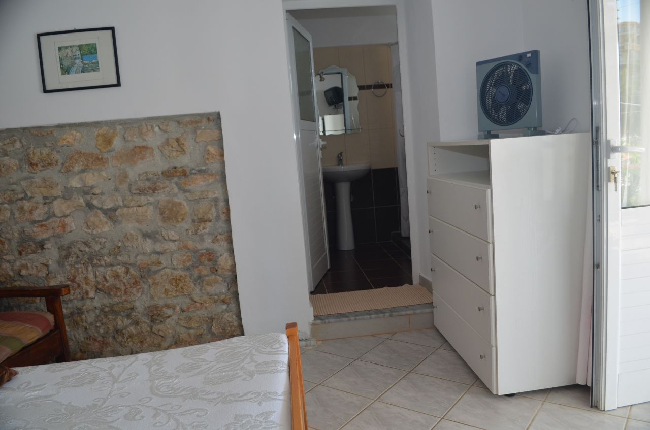 Studio for rent in Himara, Albanian Riviera