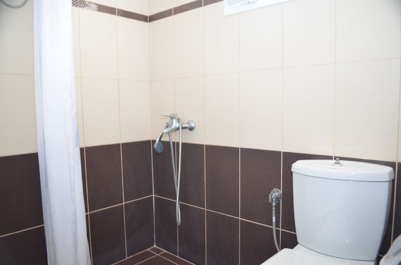 studio apartment for rent in himara. albania riviera