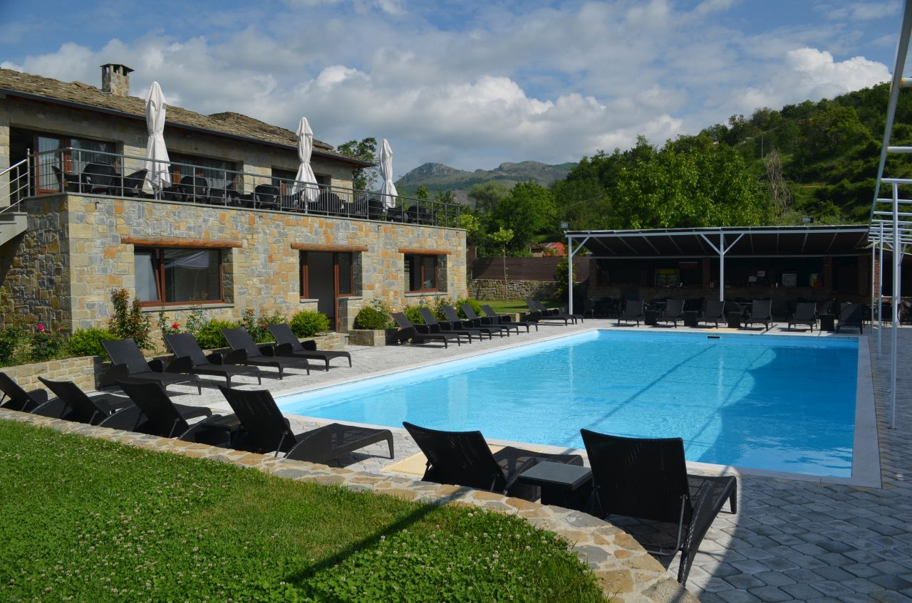 Resort for rent in Kamenica, Korce, Albania
