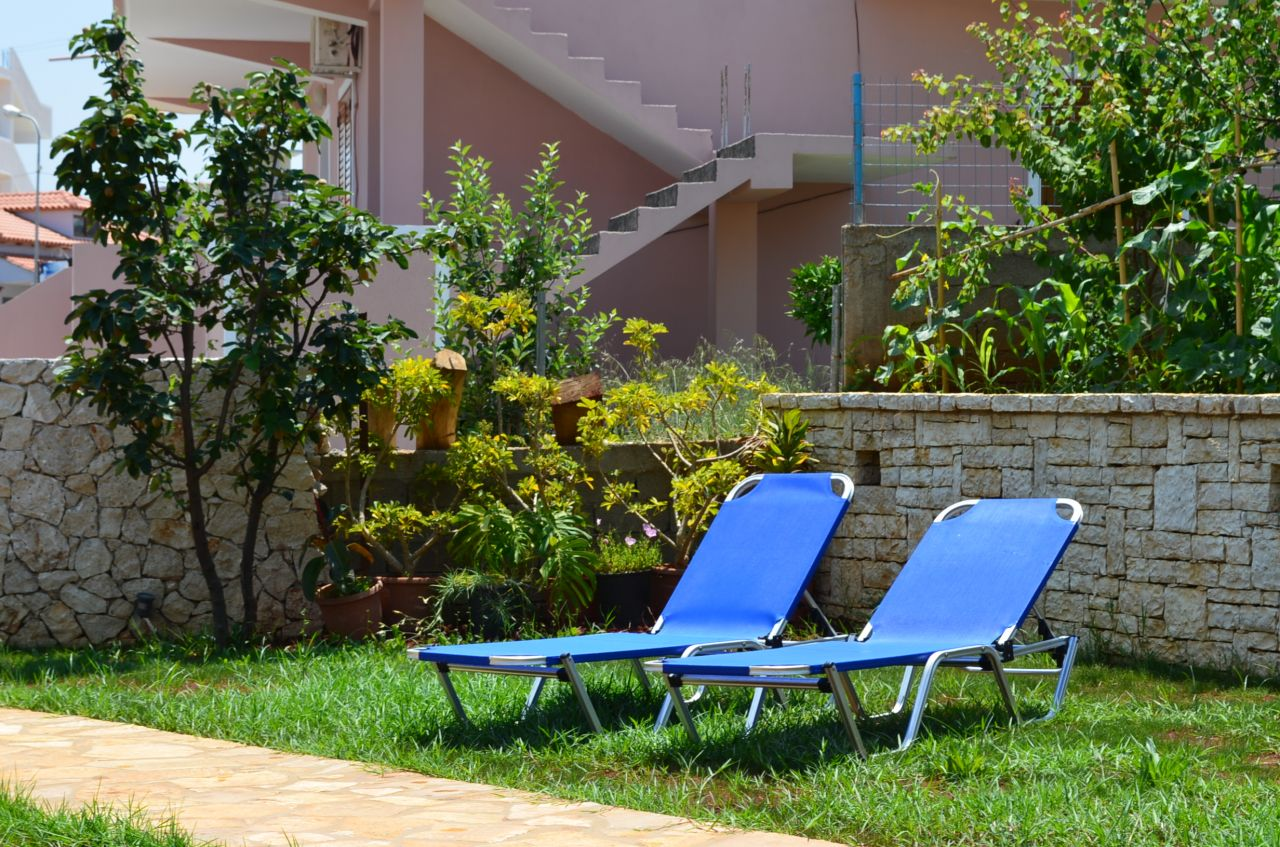 Apartments in Ksamil for Rent. Holiday Apartments in Ksamil
