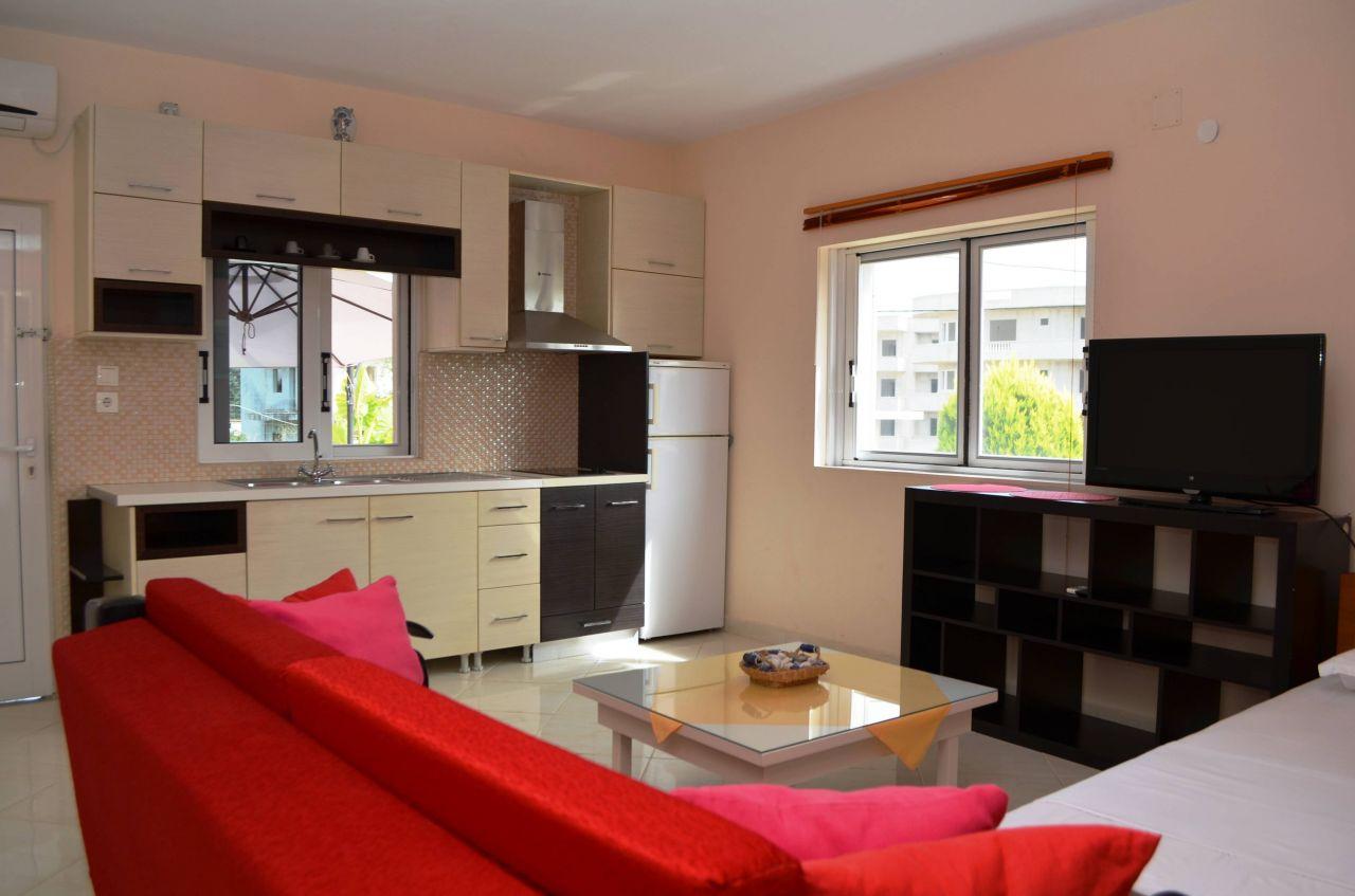 Rent Ksamil Holiday Apartments. Rent Apartments in Ksamil Close to Beach