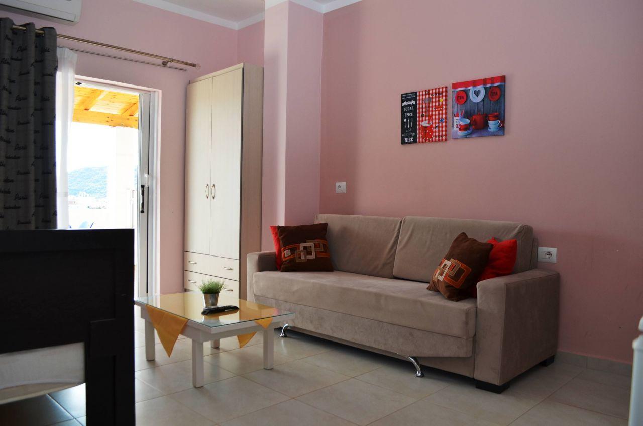Rent Vacation Apartments in Ksamil. Vacations in Albania near Sea