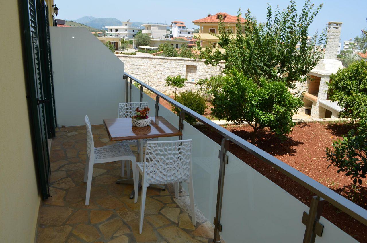 Аренда в Албании, Квартира для отдыха в Ксамиль