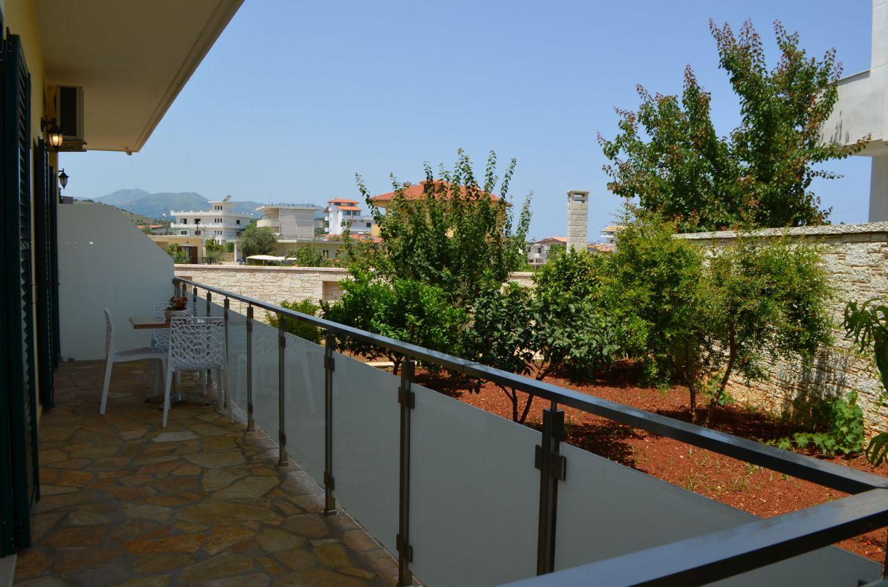 Отдых в Албании,  Аренда Апартамента, Ксамиль, Саранда, Албания, Море