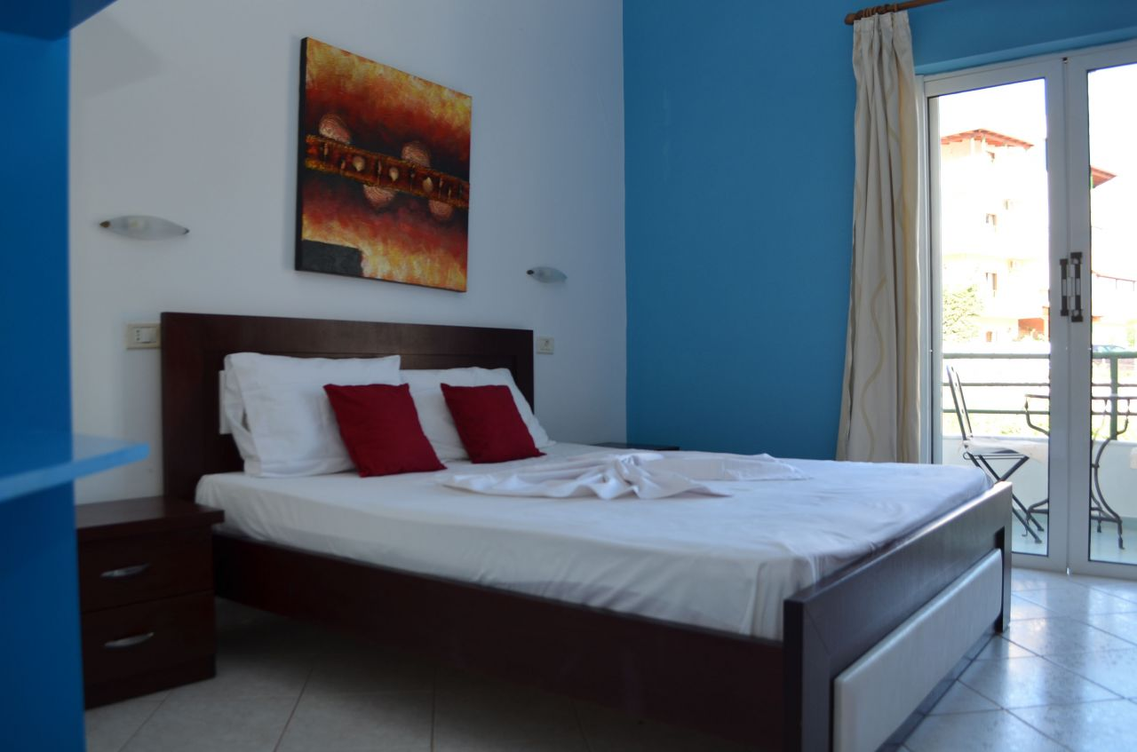 STUDIO APARTMENT IN ALBANIA. APARTMENT FOR RENT IN KSAMIL,SARANDE